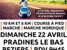 Association  » Les FéGazelles  » – P'tit run #10